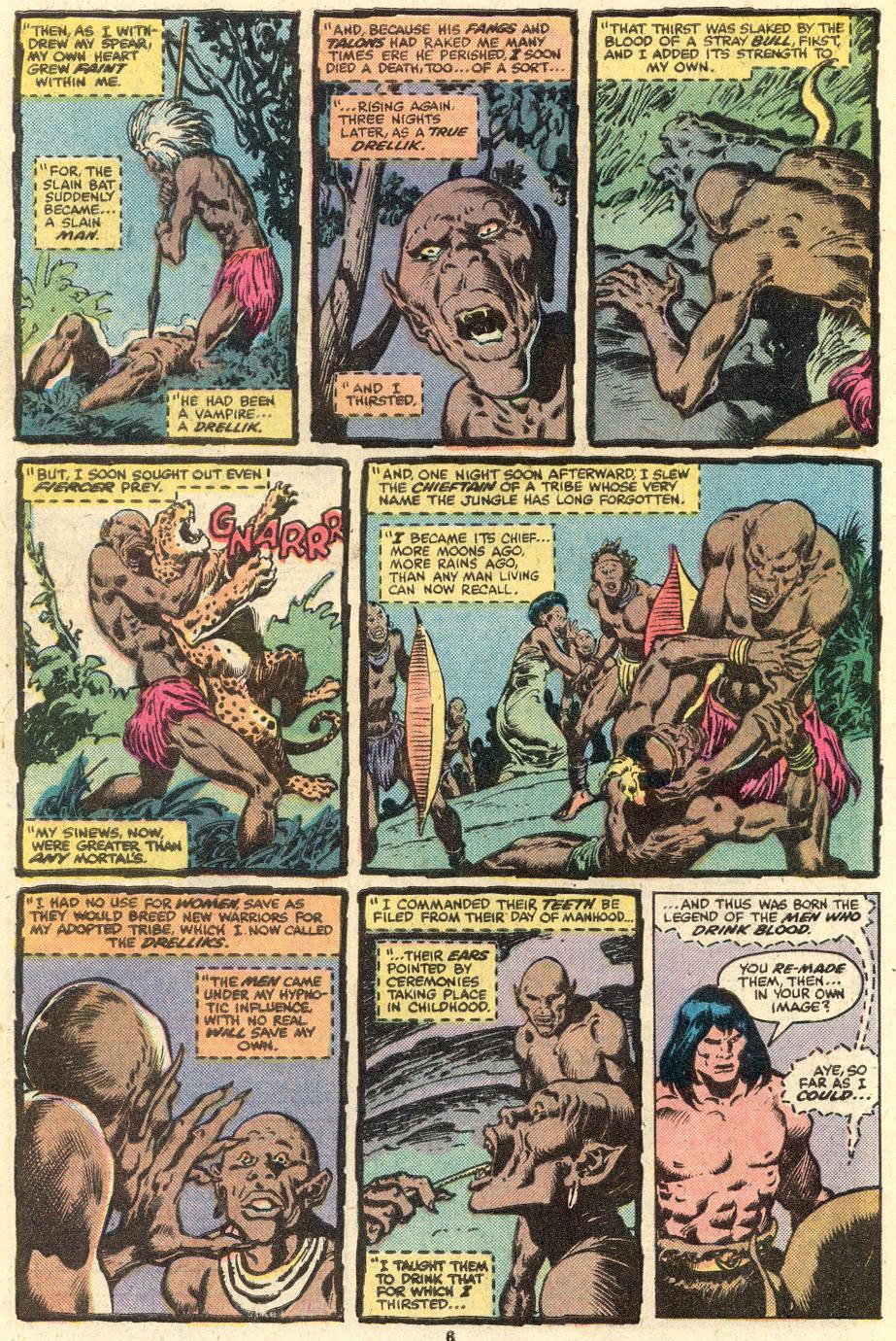 Conan the Barbarian (1970) Issue #103 #115 - English 5