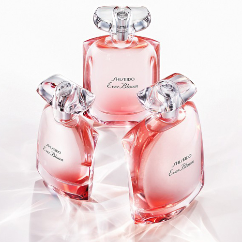 Shiseido perfume Ever Bloom para mujer