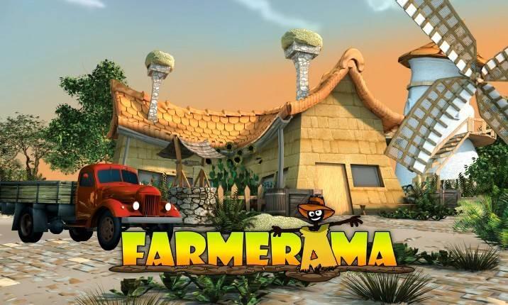 Farmerama jogo de navegador online