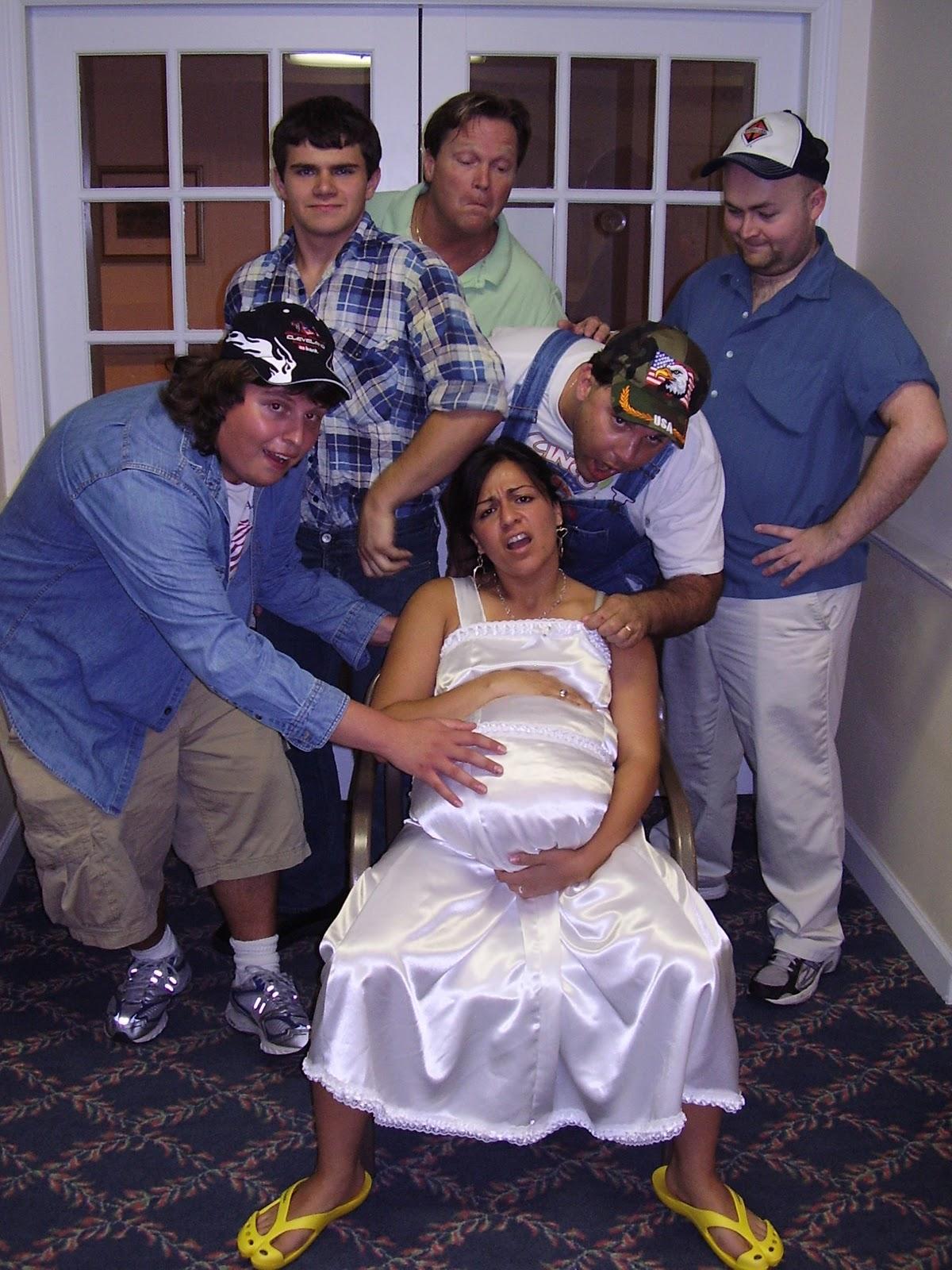 Wedding sex redneck