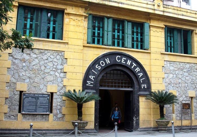 Hanoi Hilton Prison - Hoa Lo Prison Picture 2