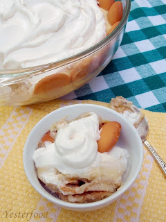 Banana Pudding From Scratch  from Yesterfood