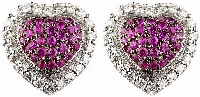 Mirari luxury Jewelry Captivating Hearts Valentine collection
