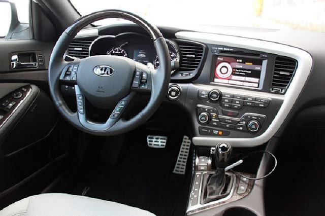 Kia optima sx tips