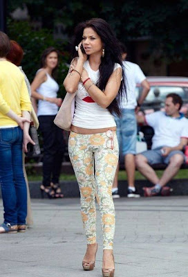 fashion gadis Rusia-9