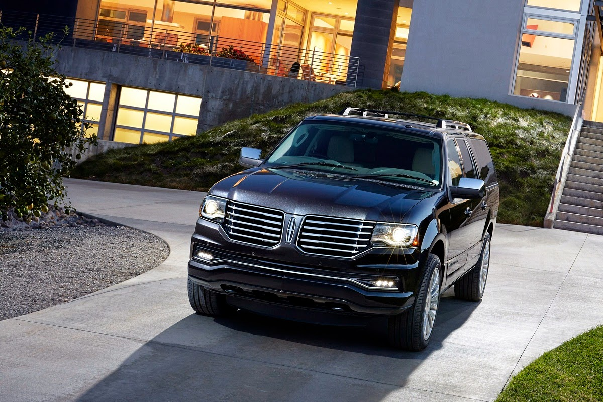 2015 Lincoln Navigator SUV Features U0026 Specs