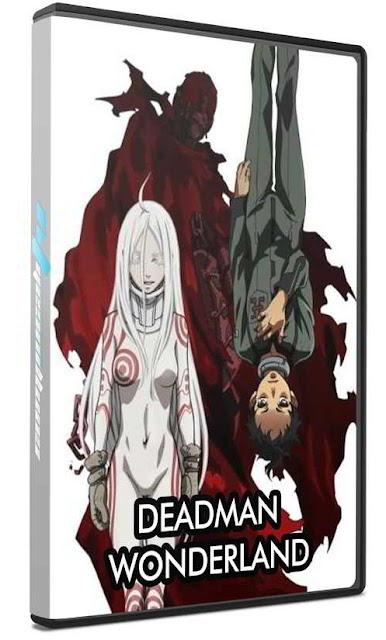 Deadman Wonderland Serie Completa Subtitulado