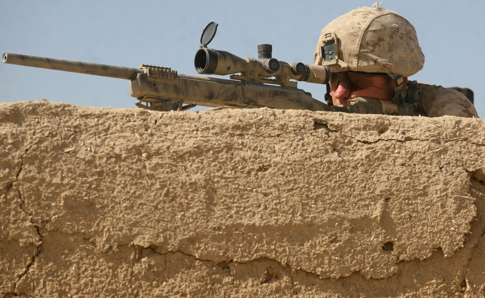 SNAFU!: Marine Snipers...underfunded and outgunned...time for a ...