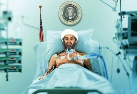 osama bin laden dead in laden. Osama bin Laden is dead Osama