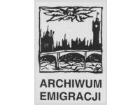 Logo Archiwum Emigracji