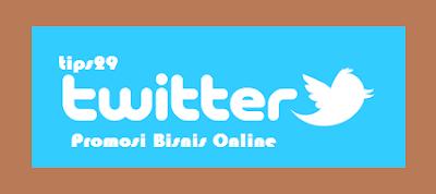 Promosi merupakan kewajiban bagi seorang penggiat bisnis online,banyak cara dalam hal promosi salah satunya sosial media,berikut tips promosi melalui twitter