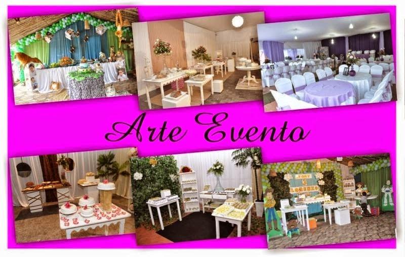 Arte e Eventos - Aniversários, casamentos, formaturas etc