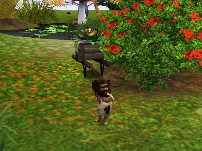 garden gnome sims 3