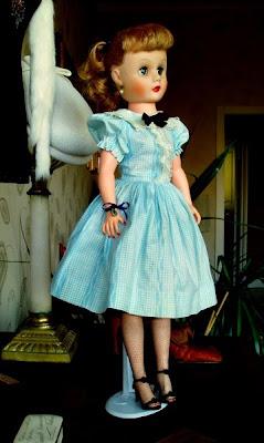 padded vinyl dolls