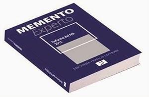 Memento Experto Reforma del IVA 2015. Novedades Derecho Marzo, en Libreria Cilsa.