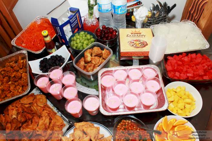 A bengali in to ramadan iftar foods potluck iftar at a friends place forumfinder Images