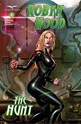 ROBYN HOOD: THE HUNT 002
