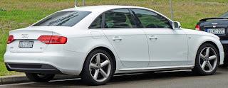 Famous Audi A4