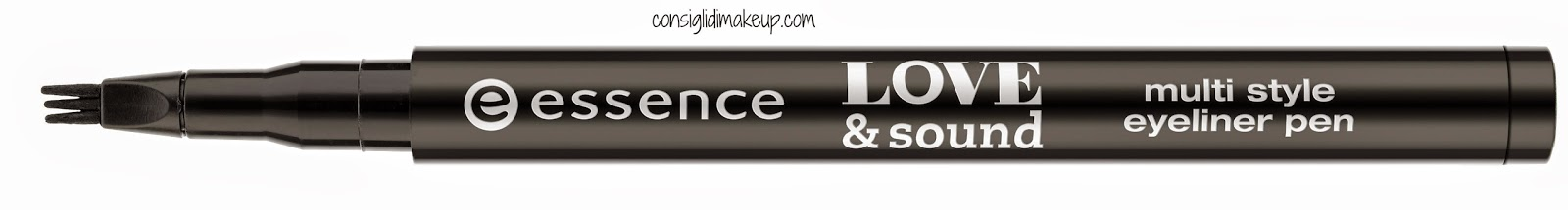 eyeliner essence love & sound