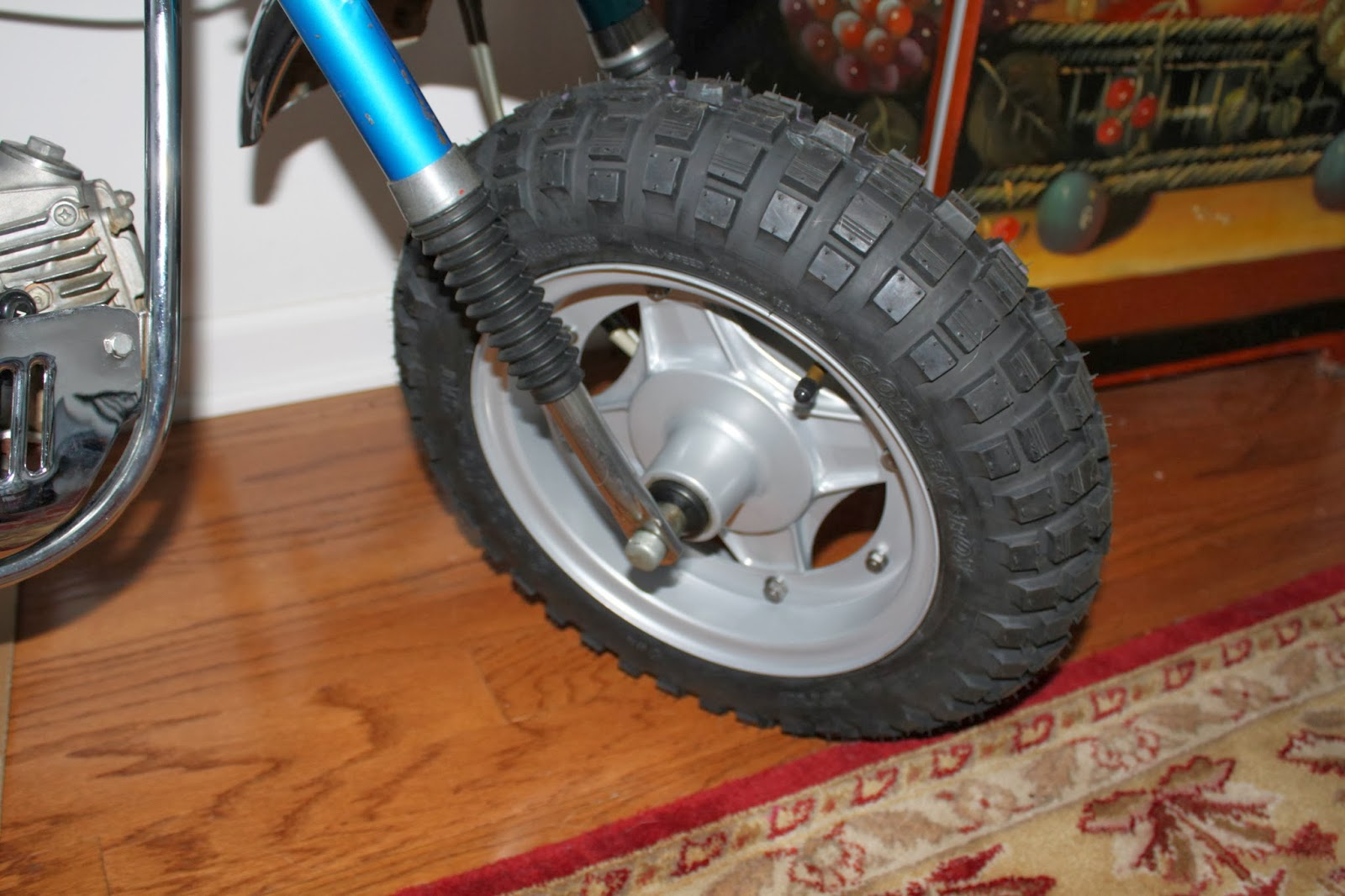 1970 Honda Ct70 Trail Bike 2000 Ann Arbor Grooshs Garage Carburetor