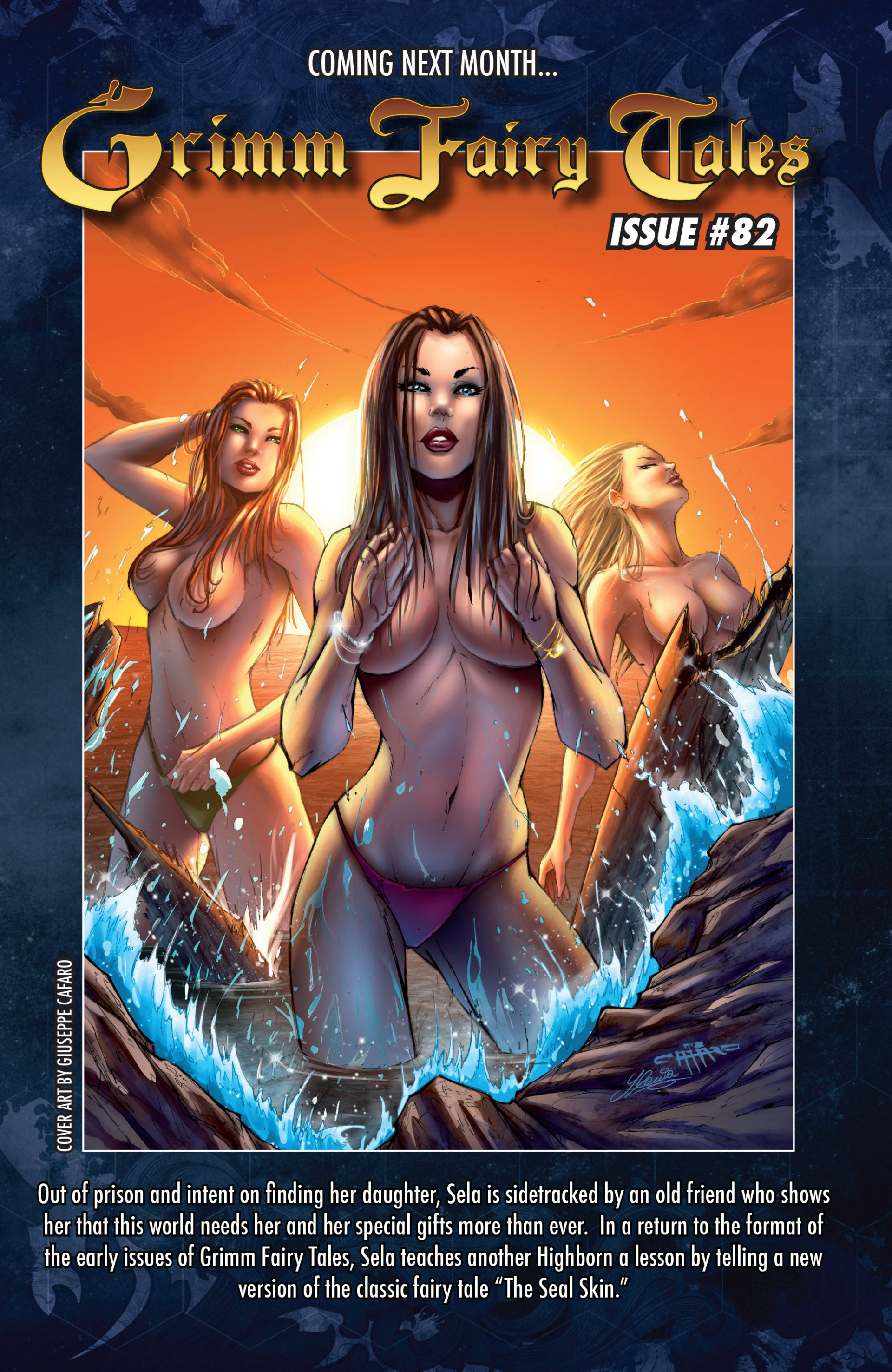 Grimm Fairy Tales (2005) Issue #81 #84 - English 21