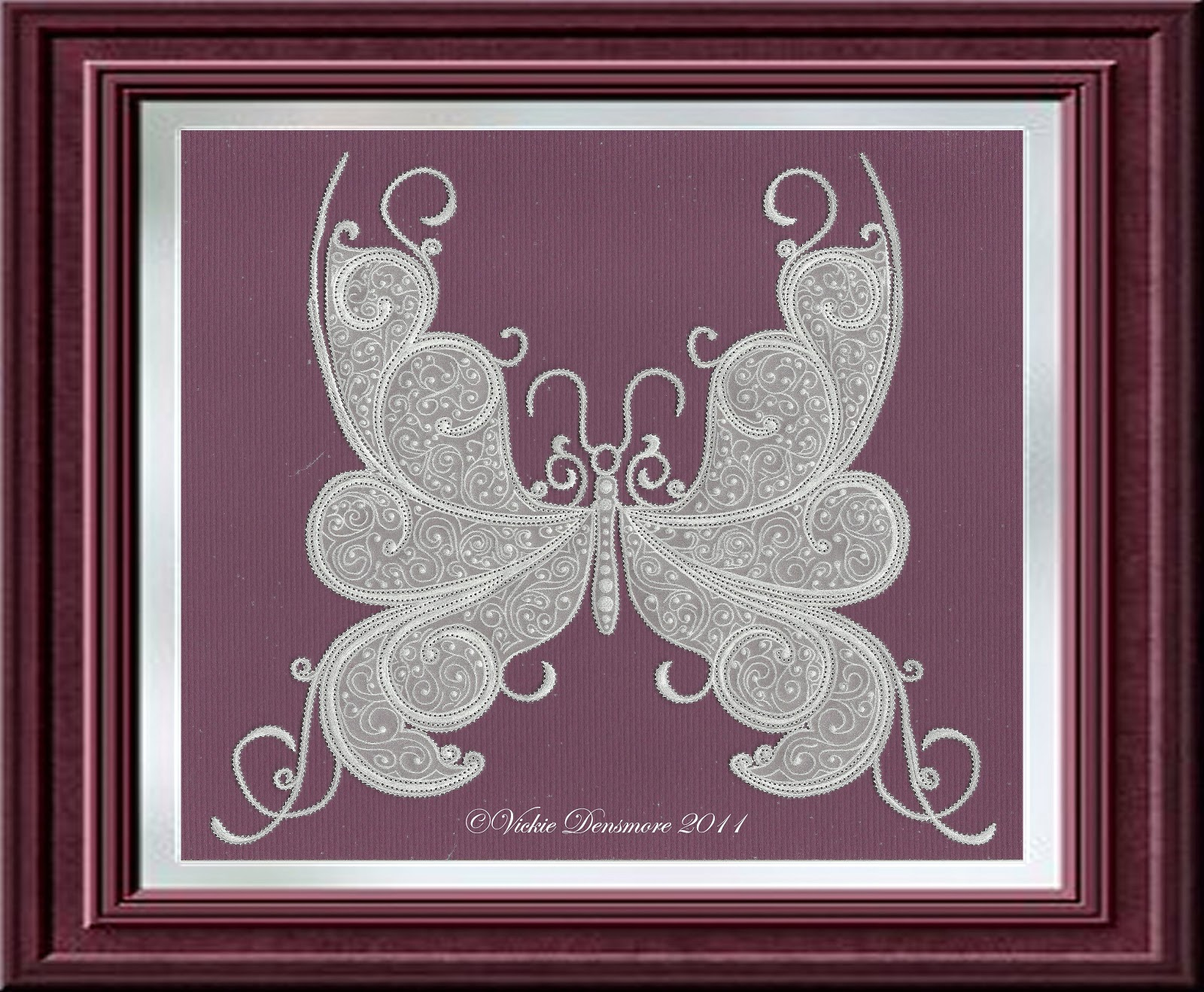 all things parchment craft free pattern