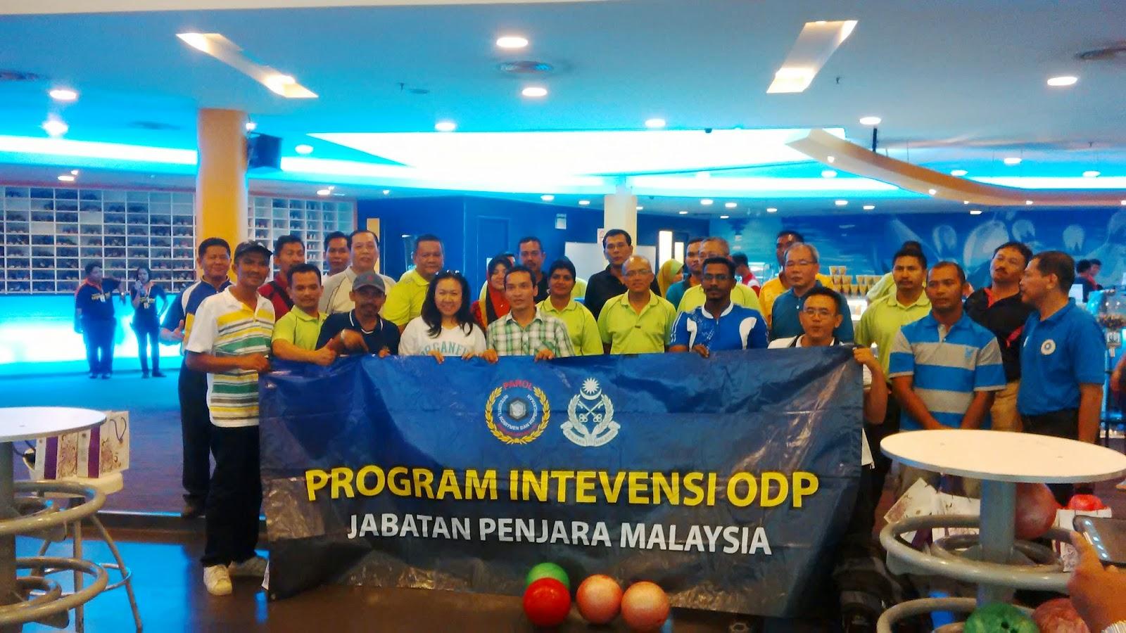Program Intervensi ODP, Parol dan Perkhidmatan Komuniti