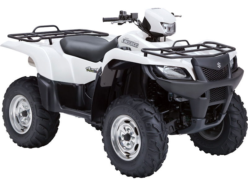 2011 Suzuki ATV KingQuad 750AXi