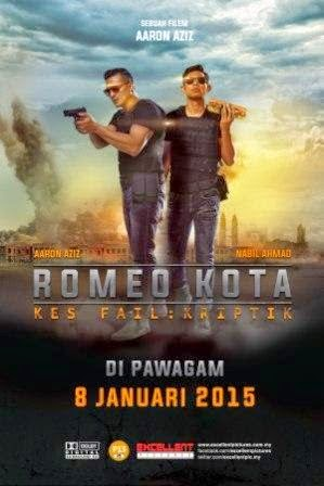 Tonton Romeo Kota Kes Fail Kriptik 2015 Full Movie Online