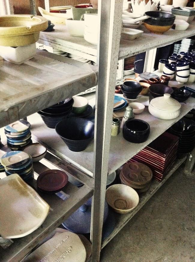 Crescent Moon Cafe & Pottery studio