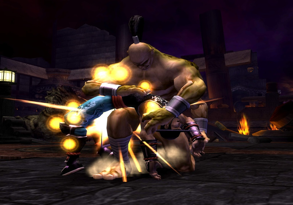 Mortal kombat shaolin monks characters - photo#2