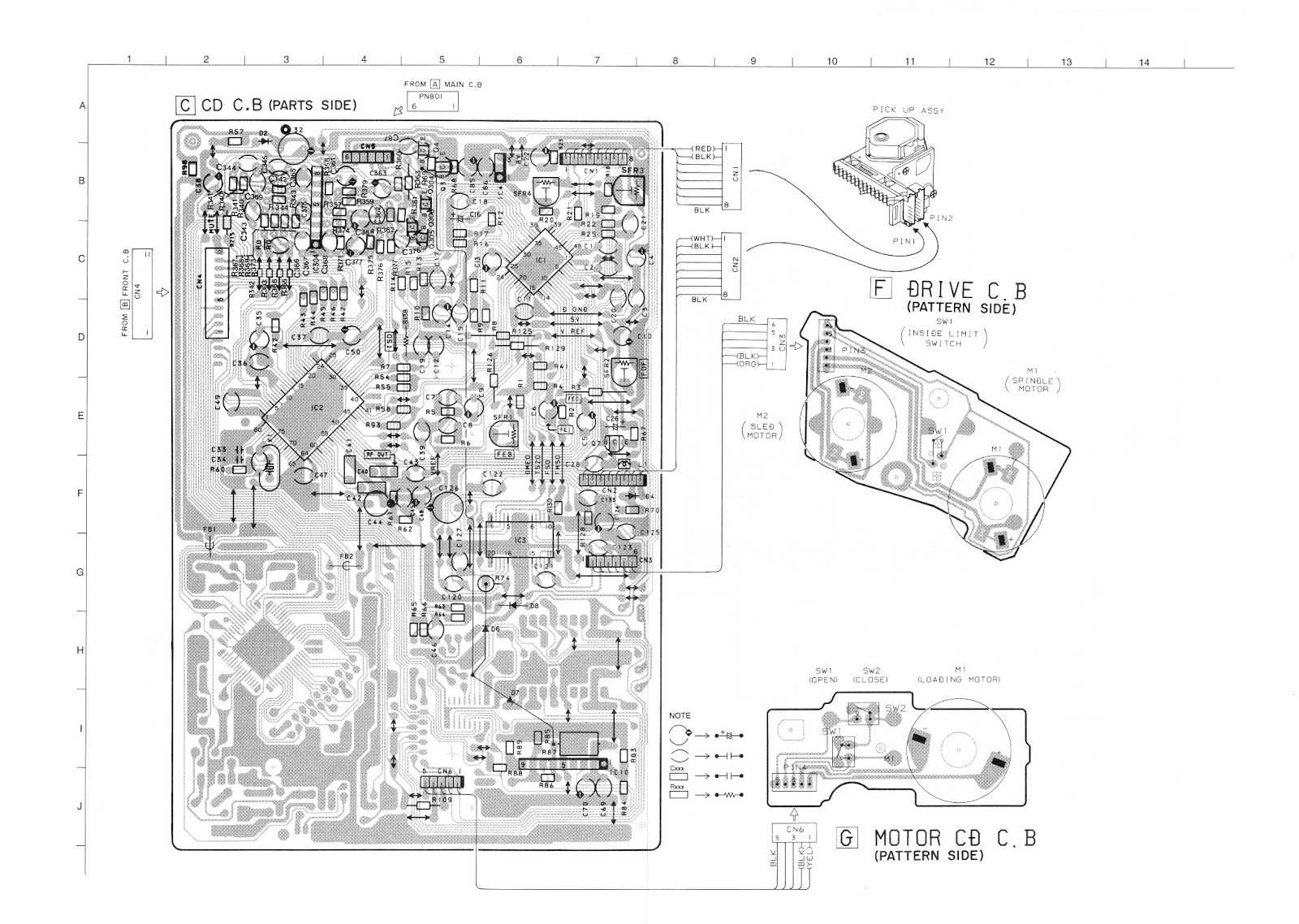 1997 ford f150 cd player wiring diagram