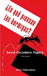 Poemario ¿En qué piensan las hormigas?