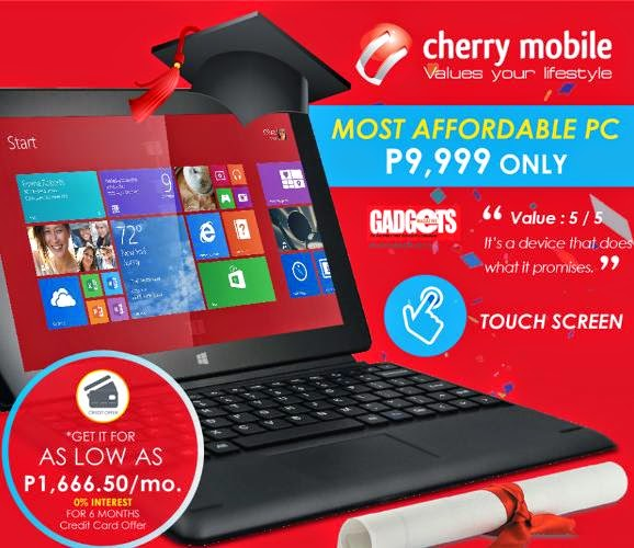 Cherry Mobile Alpha Play and Alpha Morph Now More Affordable