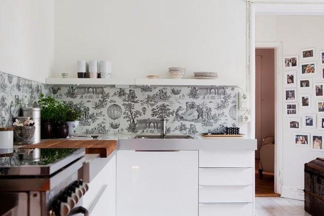 Decorar el frente de una cocina estudio lota for Frentes de cocina baratos