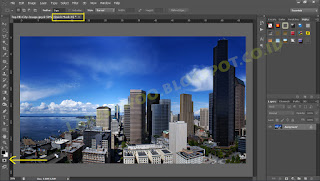 Membuat Efek Tilt-Shift Sederhana Dengan Photoshop