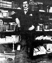 Jovan Dučić u Kairu, 1926.