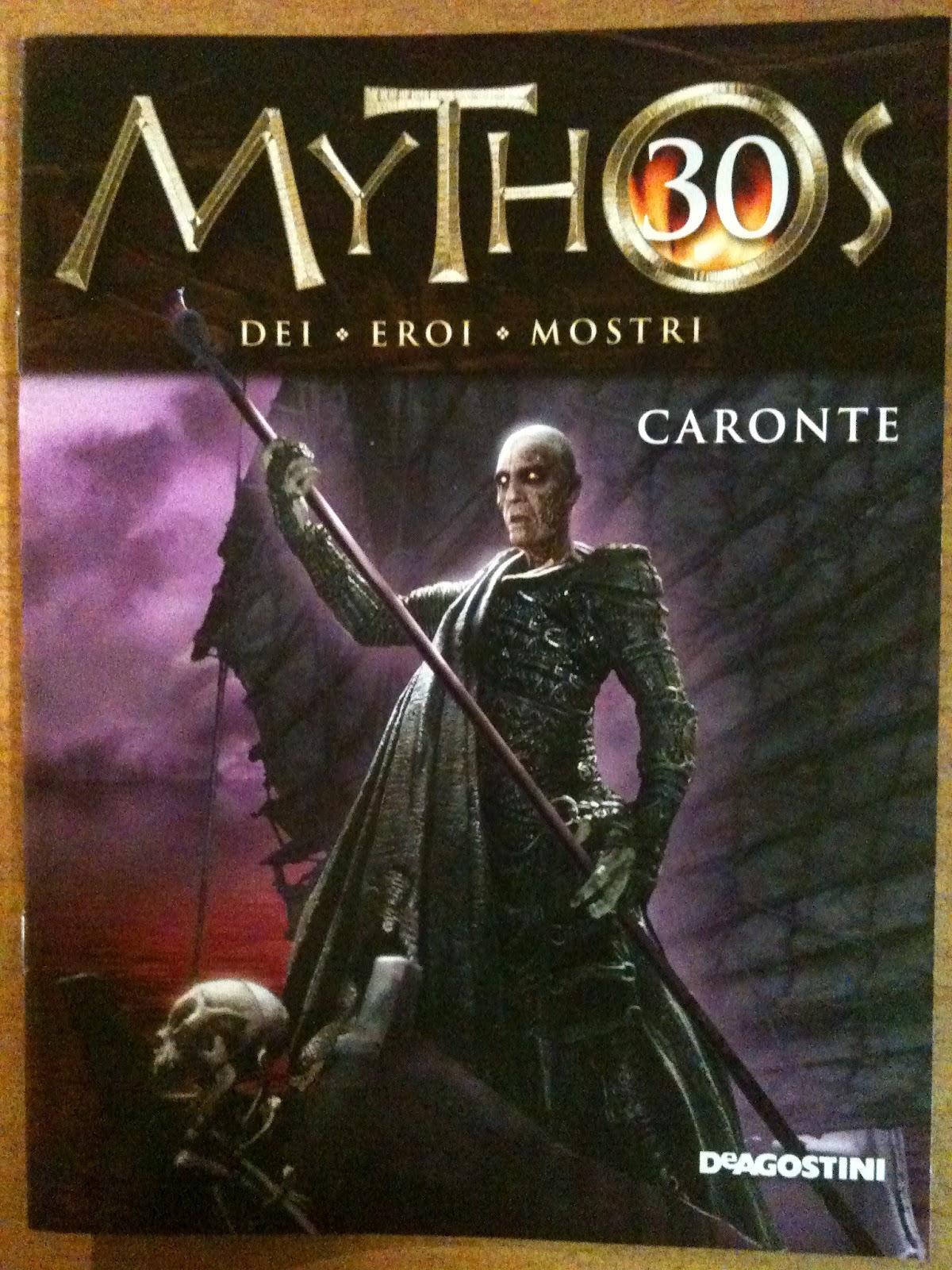 mythos  caronte