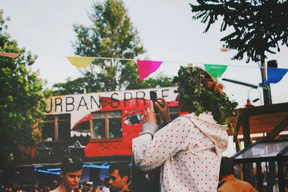 Midsommar Festival 2014, It's Brogues © Brogues Cozens-McNeelance