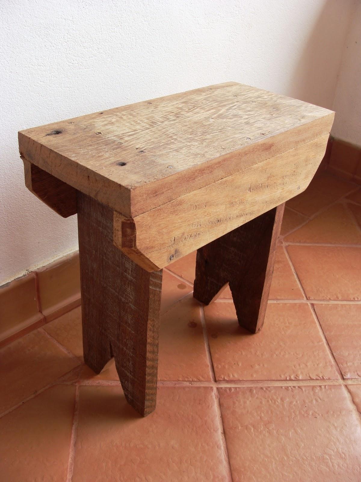 Ô SÔ: Banco de madeira de demolição #3D1910 1200x1600