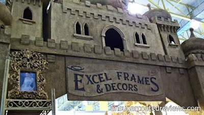 Excel Frames & Decors at Noel Discovery Bazaar 2011