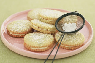 Lemon and lime shortbread Recipe