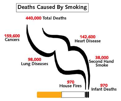 Interesting Facts: Interesting Facts about Smoking