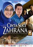 Film Indonesia Cinta Suci Zahrana