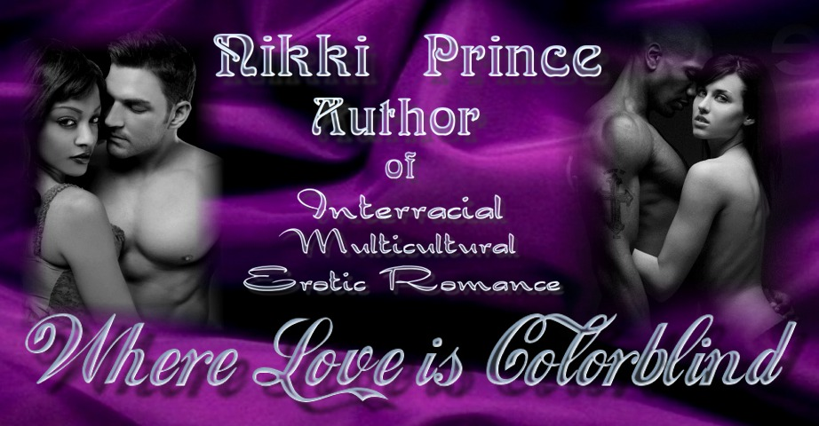 Author Nikki Prince
