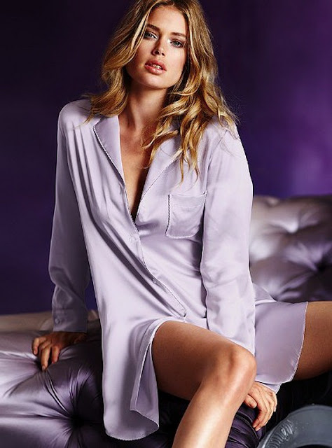 Victoria's Secret Luxe Silk and Satin Sleepwear for Women