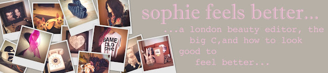Sophie Feels Better...