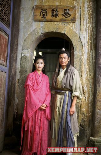 Phim Anh Hùng Xà Điêu 2014