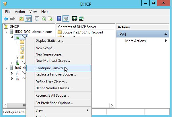 dhcp and dns relationship
