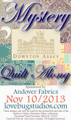 Downton Abby Quilt Along